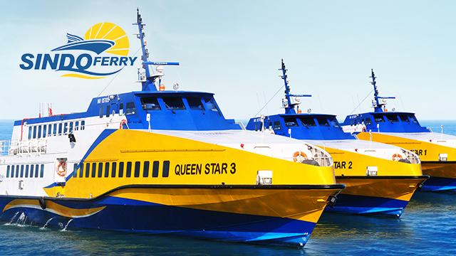 sindo ferry batam singapura